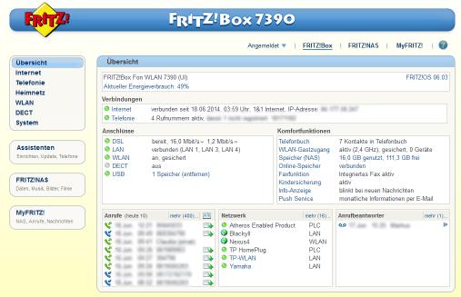 FritzboxOS6